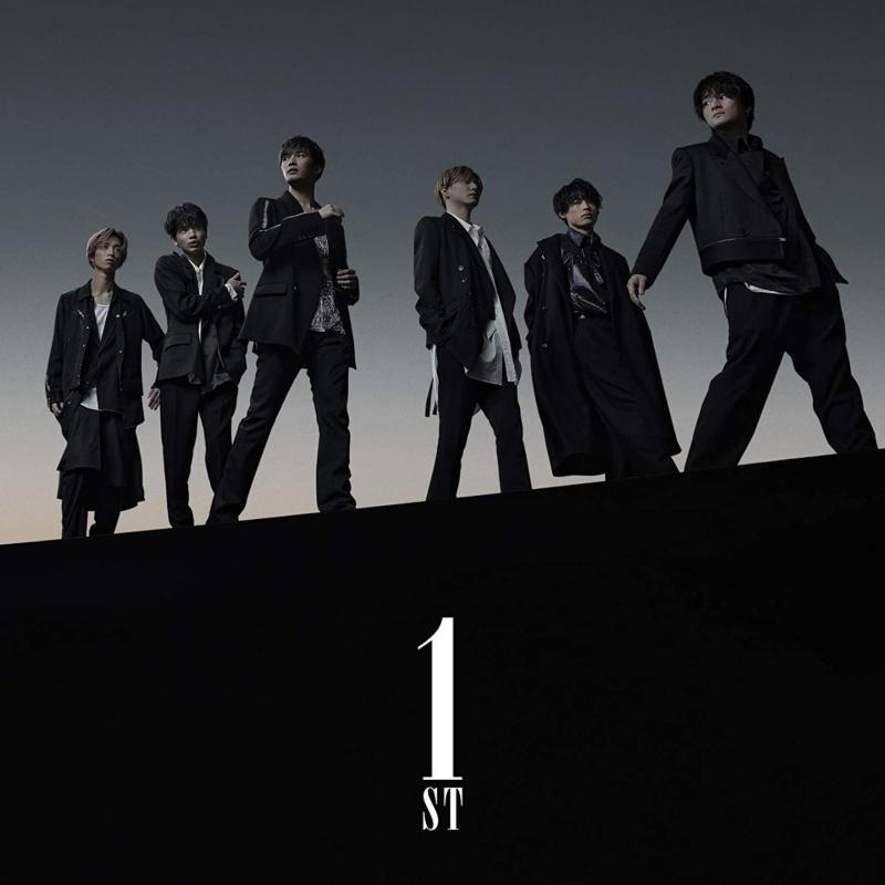 komaki参加曲「ST」収録、SixTONES 初のフルアルバム 『1ST』が1/6リリース!