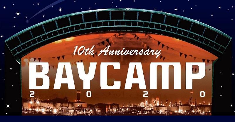 BAYCAMP 2020 10th Anniversary