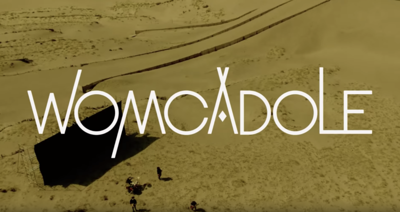 WOMCADOLE「FLAG」MV公開!