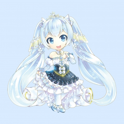 Snow White Record feat. 初音ミク