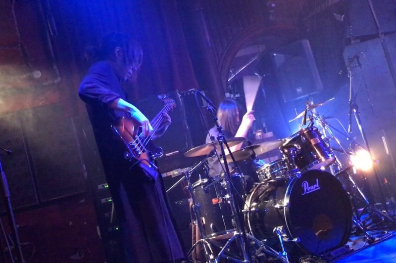 イガラシ × komaki × 即興