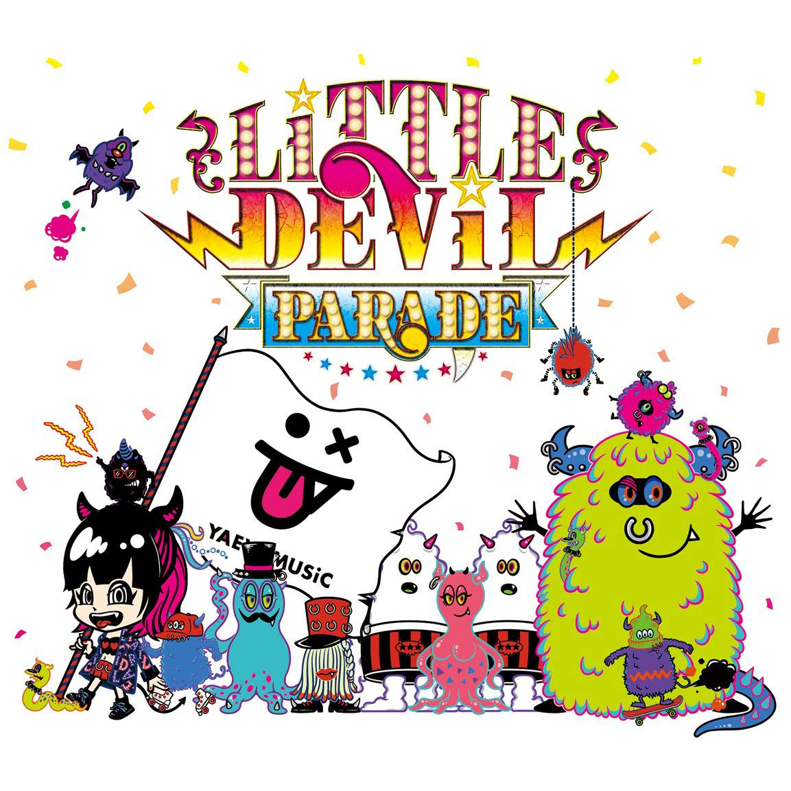 LiTTLE DEViL PARADE