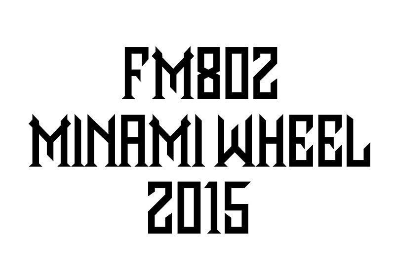 MINAMI WHEEL 2015