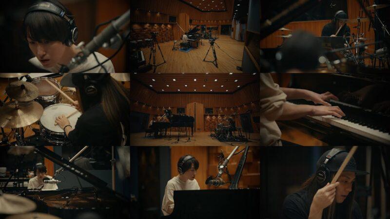 日食なつこ「なだれ」Studio Footage公開!