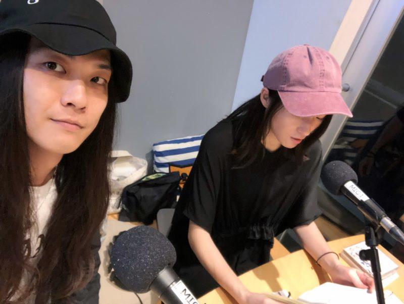 BLOGに「渋谷のナイト × 日食なつこ × お盆」を掲載!
