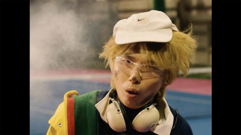 komaki参加、Mega Shinnosuke「Sports」のMVが公開!