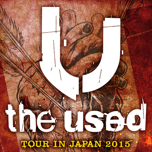 THE USED 『TOUR IN JAPAN 2015』